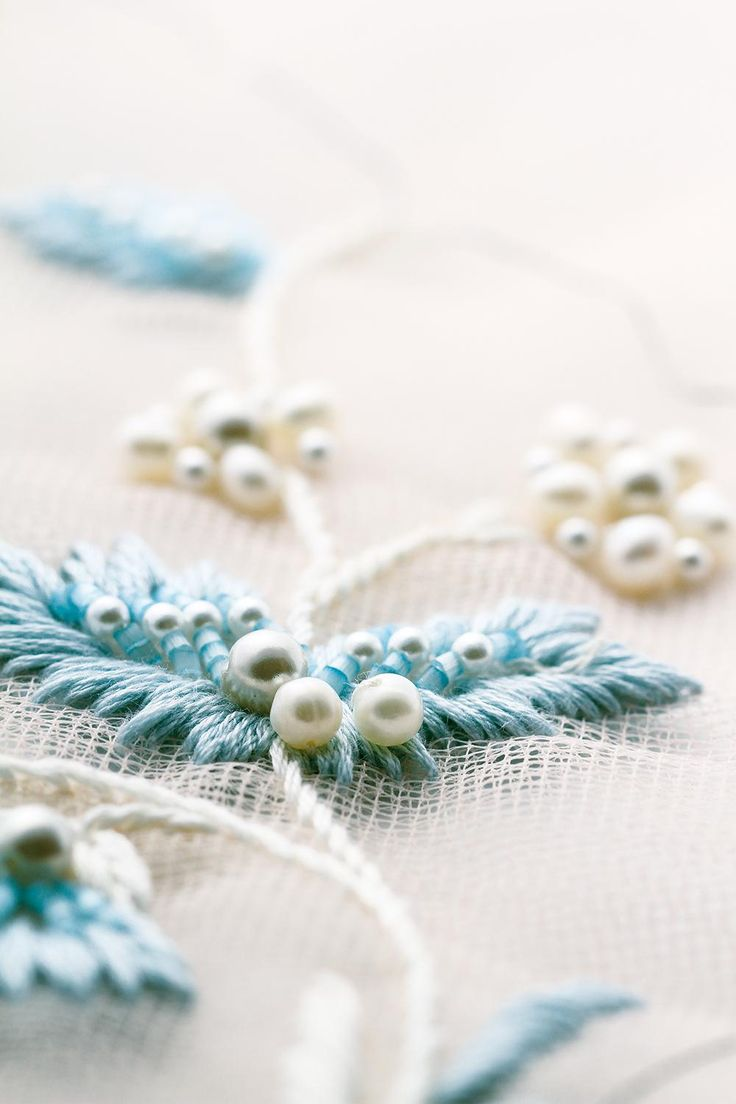Lesage embroidery: