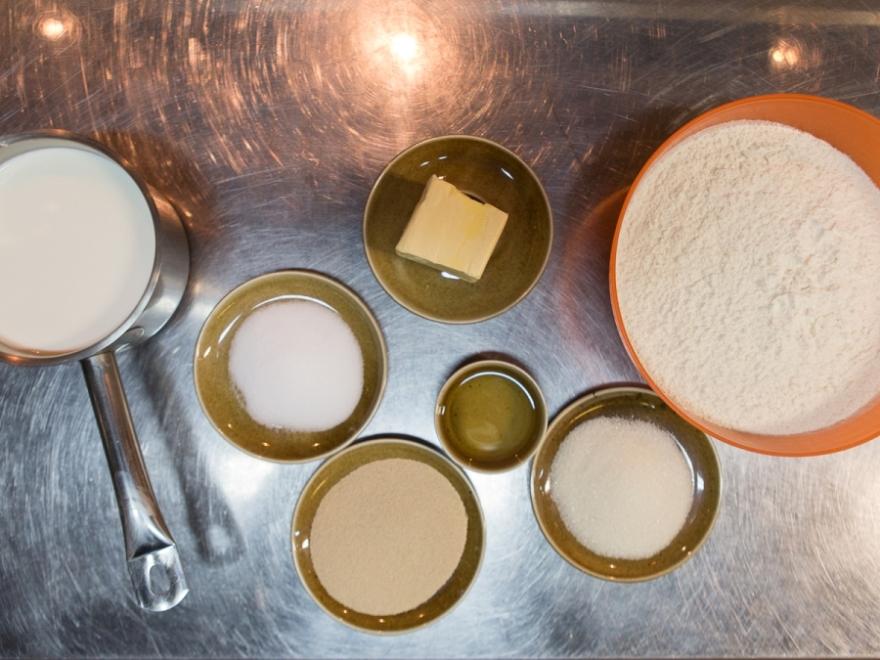 Хачапури, пхали, чашушули, аджика