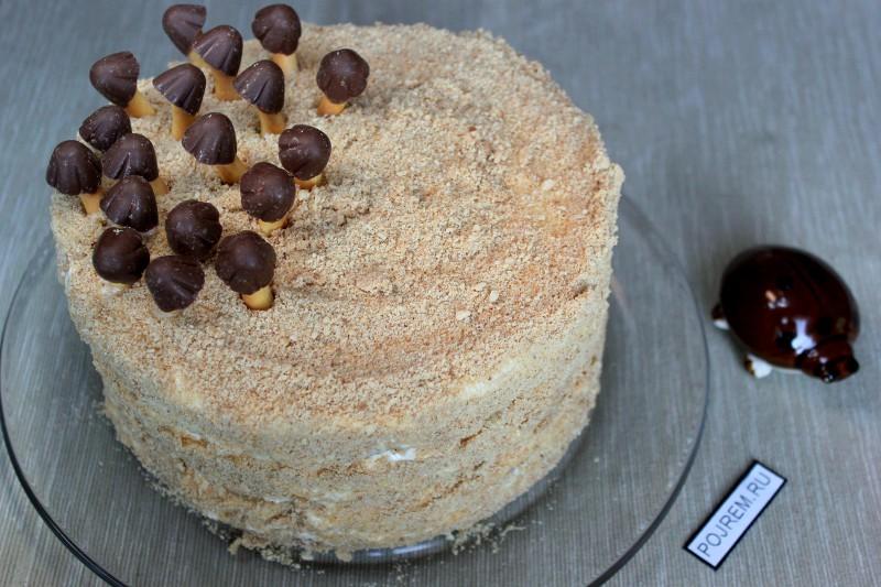 Украшение на торт, как сделать дома?фото