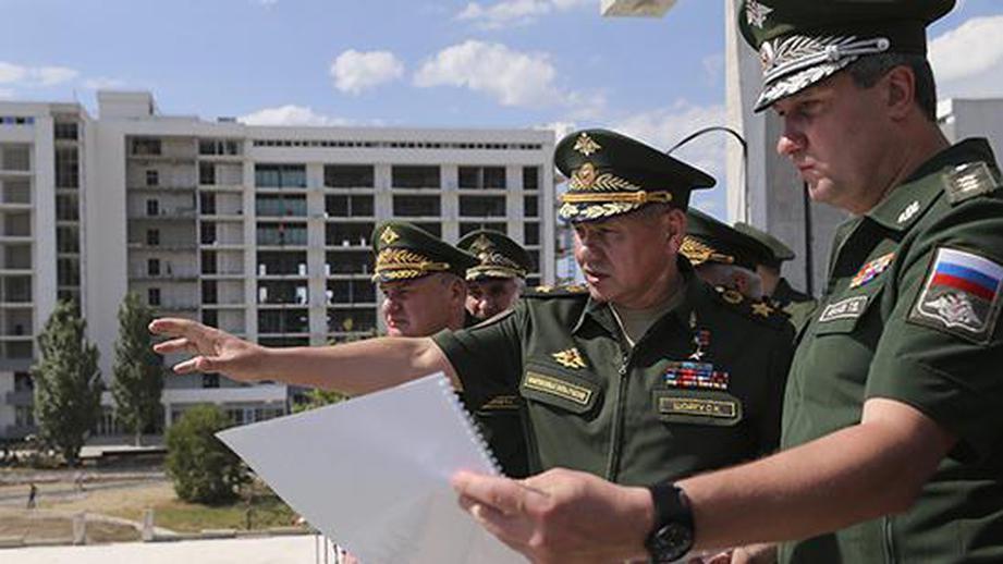 Группировка войск в Крыму не оставит врагу ни единого шанса — Шойгу