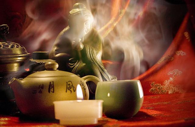 О чае и чаепитии.