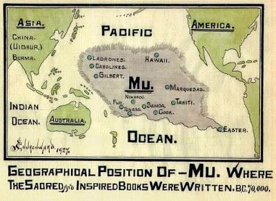 Затонувшие континенты - что скрывает океан и история