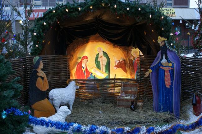 Поделки на рождество христово своими руками церковь