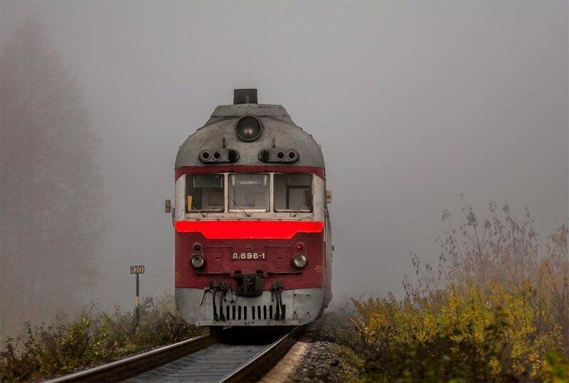 Романтическое железнодорожье