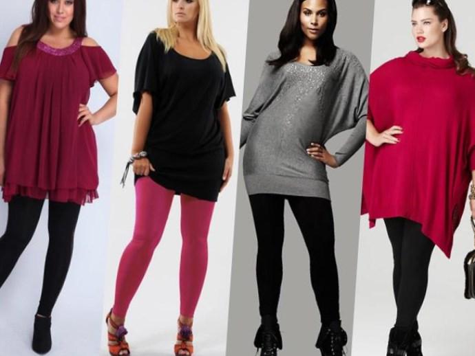 Стиль Одежды Для Полных Женщин Фото