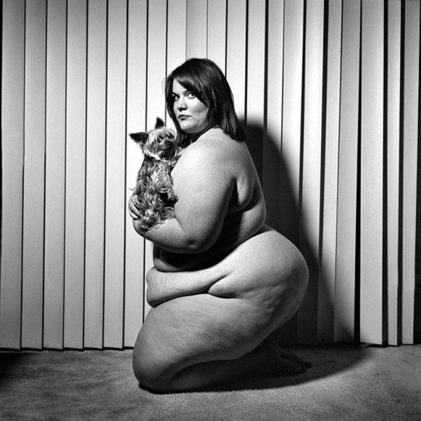Некрасивая голая женщина принципе