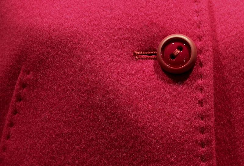 пуговица на пальто