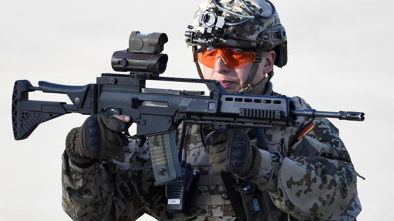 Германия не может произвести эффективные автоматы для нужд своей армии