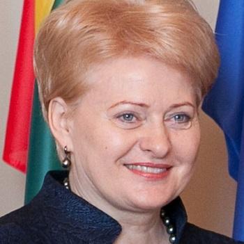 """Президент Литвы готова к защите в случае военного """"вторжения"""" России"""