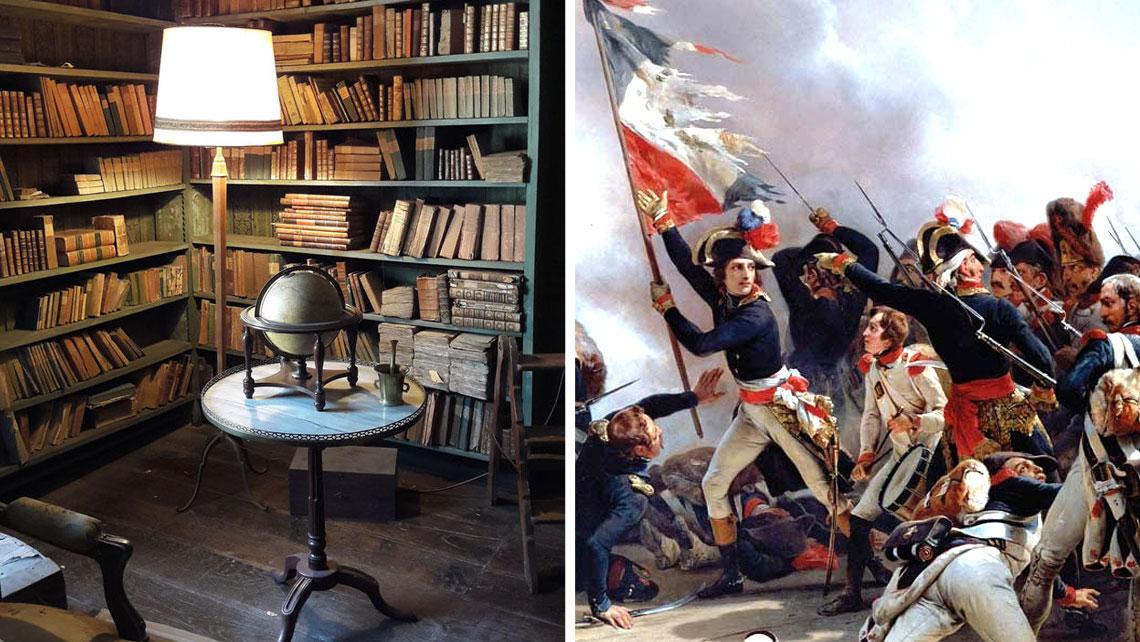 В Бельгии обнаружили нетронутую 200-летнюю библиотеку