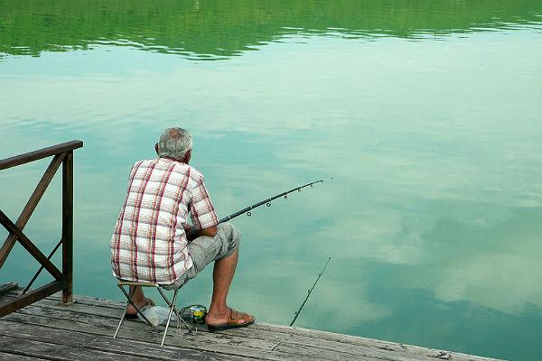 ограбь рыбаков
