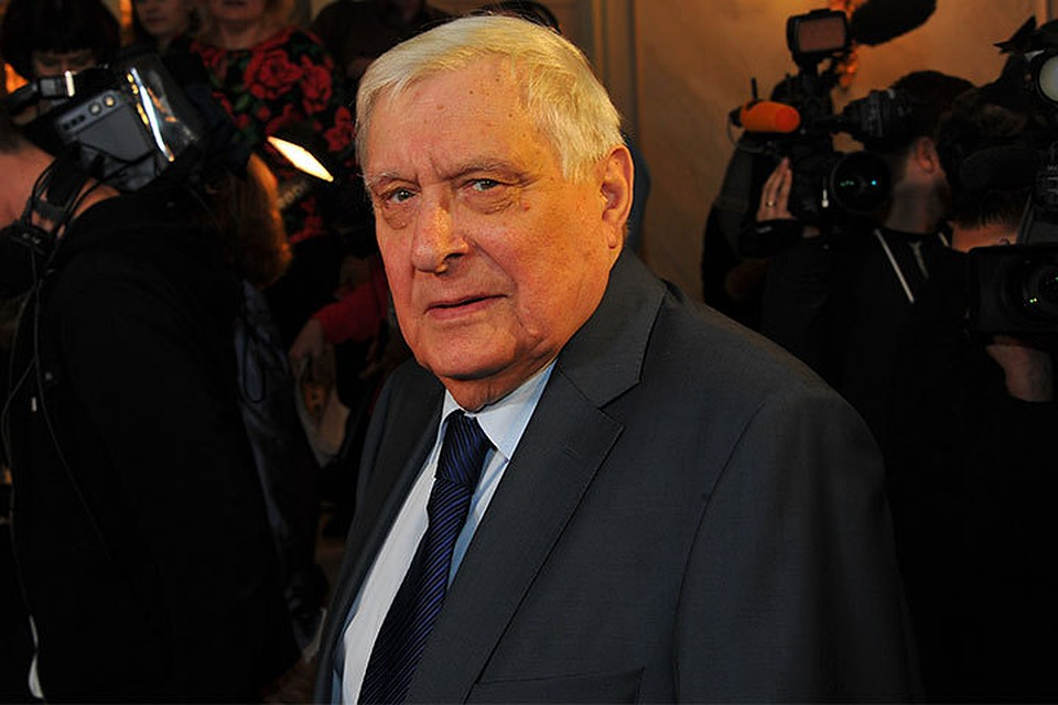 Олег Басилашвили поддержал Вахтанга Кикабидзе, выступающего с резкой критикой советского прошлого