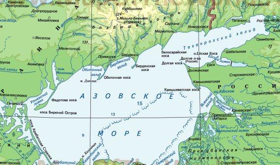 Украина – в ловушке по Азовс…