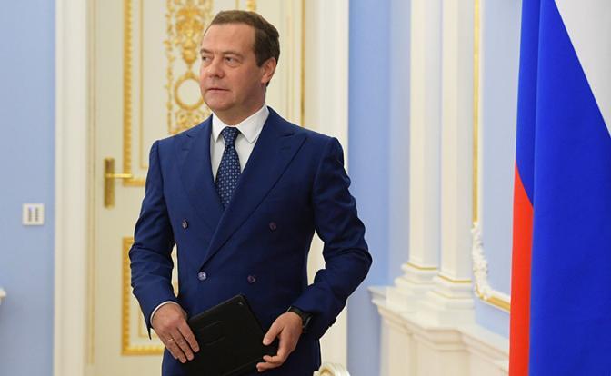 Медведев всемогущий: «Я не п…