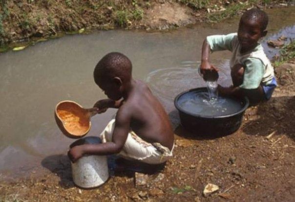 Применение окислителей для обеззараживания воды в походных условиях