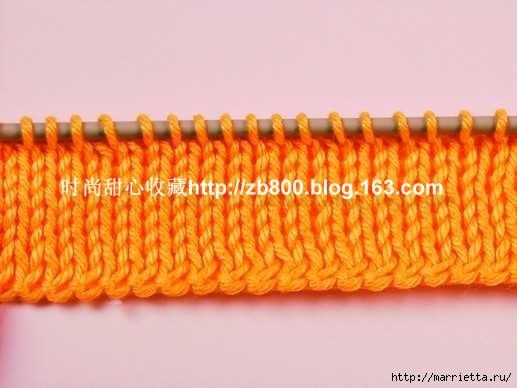 Способы соединения вязаных спицами деталей (18) (517x388, 91Kb)