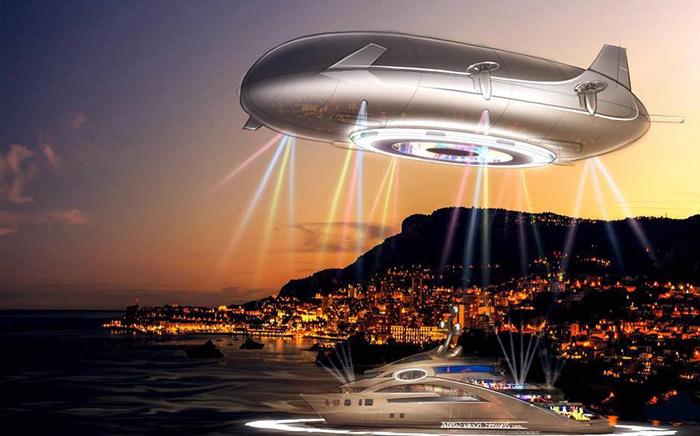 Олигархи устали от супердорогих яхт: судно будущего за 330 млн долларов