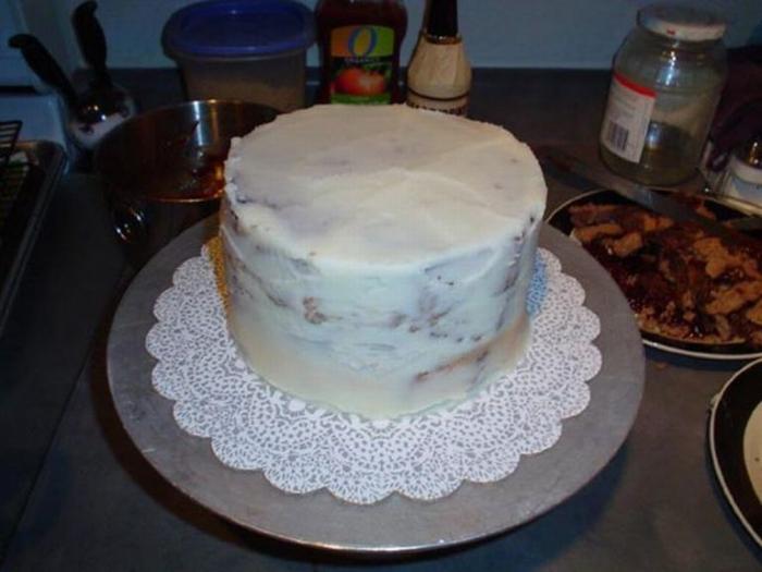 Торт для настоящих мужчин
