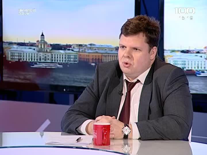 Милонов нервно курит:Петербургский депутат Марченко предложил запретить зарубежные курорты