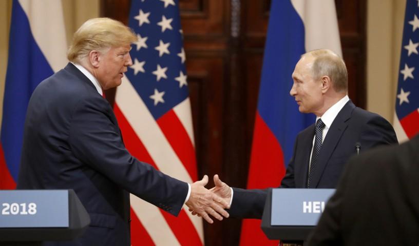 Костин: встреча Путина и Трампа поможет дальнейшему восстановлению контактов