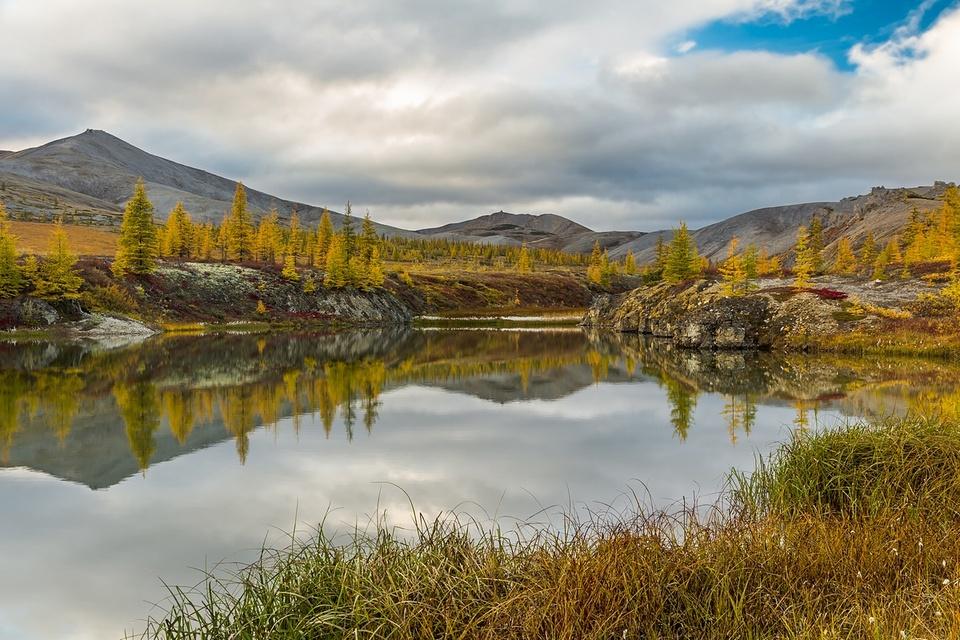 Осенний Калычан