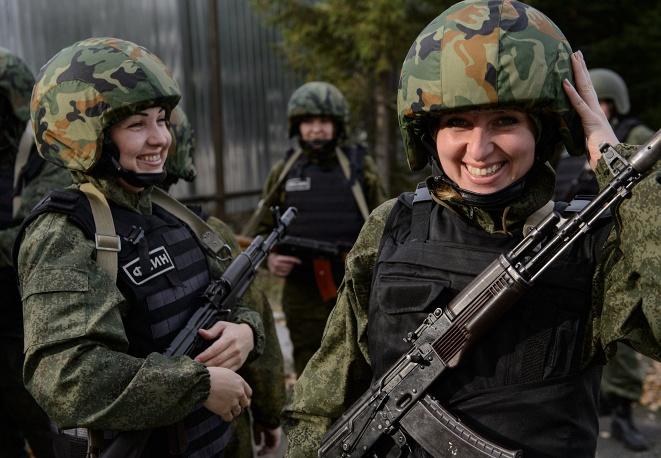 женская униформасрецназа фото