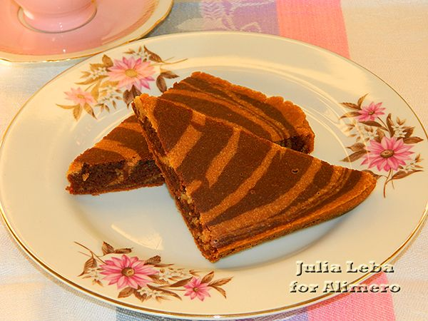 Скрипкина анастасия торт зебра