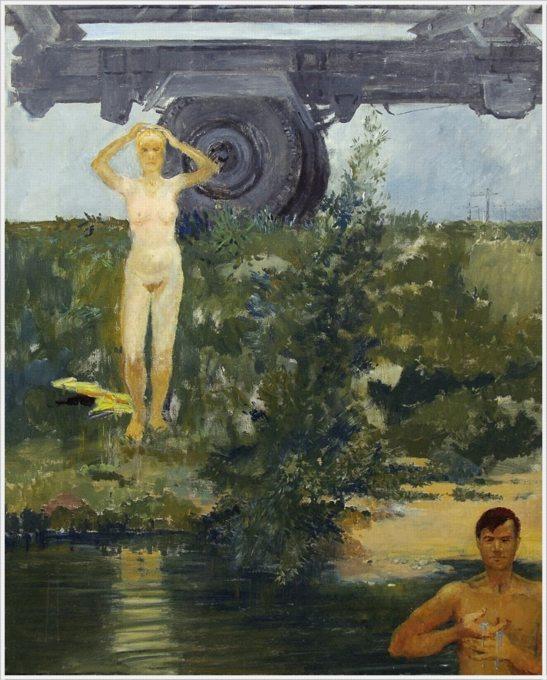Ню и эротика в советской живописи