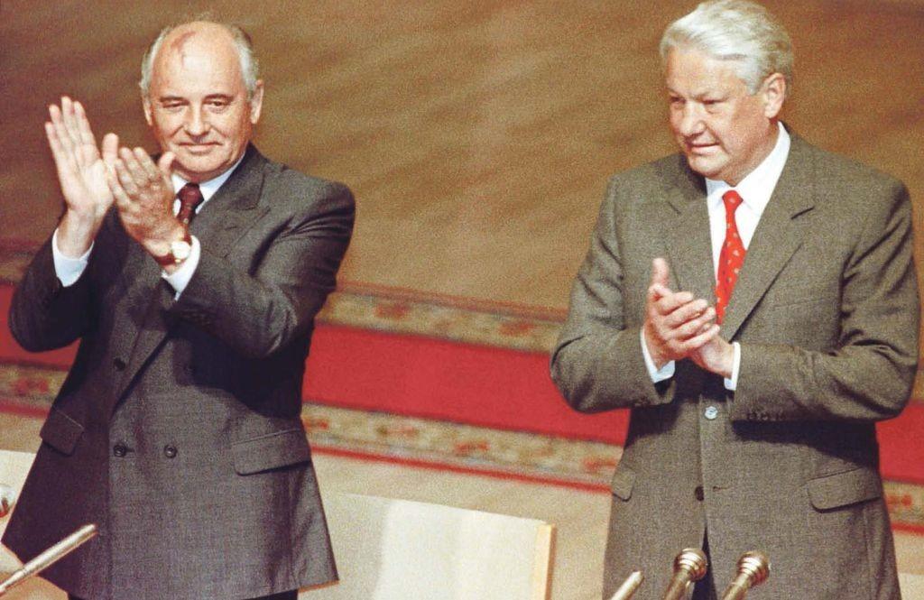 Закон о запрете публично оскорблять президента распространят на Ельцина и Горбачева