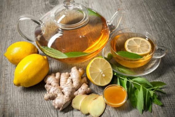 тонизирующий чай 2: Зеленая аптечка, народные рецепты,