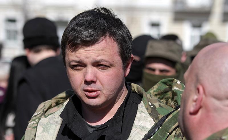 """Семенченко: """"Я пущу Ахметова по миру!"""""""