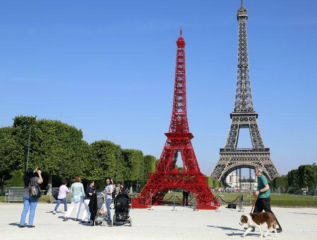 Башни Эйфеля по всему миру