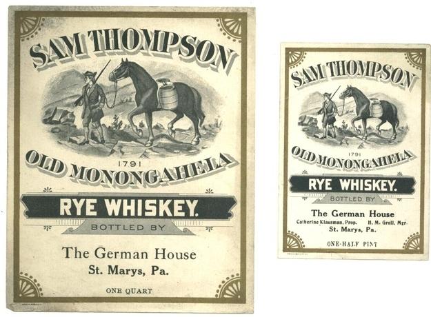 этикетки самого дорогова виски