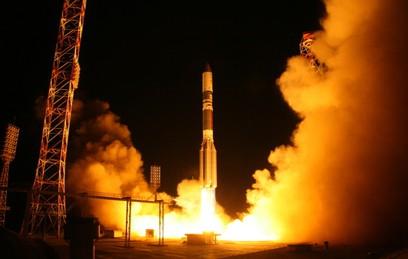 """Обломки аварийного """"Протона"""" сгорели в атмосфере"""