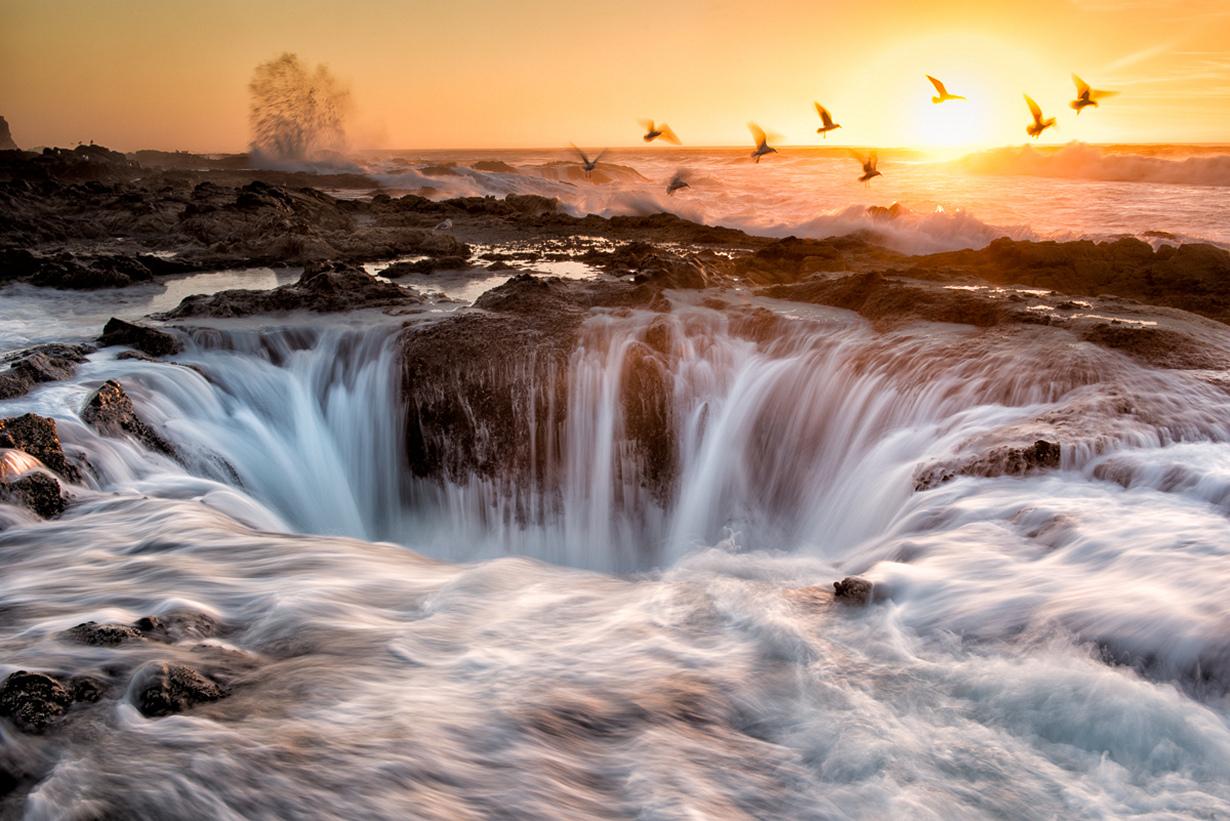 12 невероятных мест в фотографиях, в которые трудно поверить