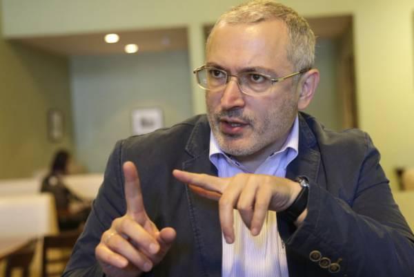 Страх Ходорковского: как кро…