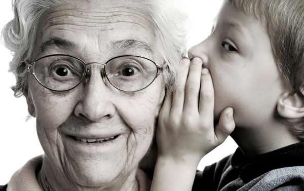 Детское сочинение о самом добром человеке в мире - бабушке
