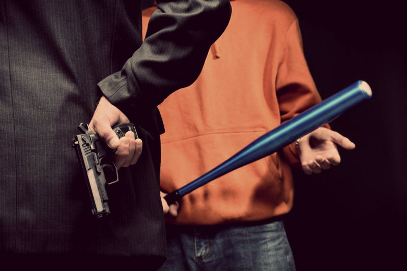 Как ты думаешь, защищает ли тебя государство, зайчик?