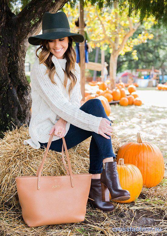 Что делать если в гардеробе только джинсы и свитеры? Примеры из блога Sequins&things