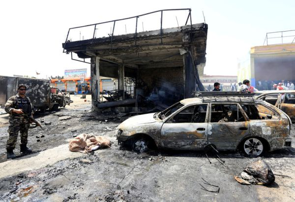 ООН: число погибших мирных жителей за6 месяцев выросло вАфганистане
