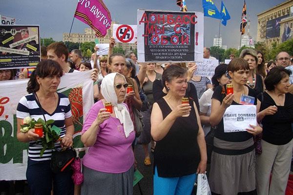 Неудобные вопросы киевской диктатуре