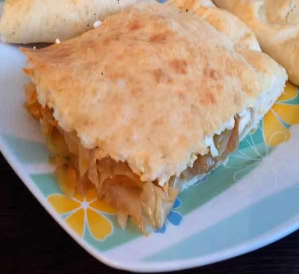 Как сделать тесто для пирога с картошкой фото 947