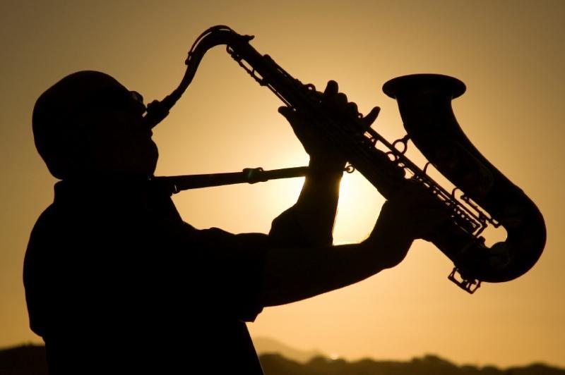 Расслабляющая музыка. Саксофон