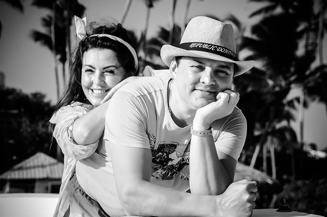 """Продюсер """"Давай поженимся!"""" Екатерина Муравицкая познакомилась с мужем на передаче. Фото: Личная страничка героя публикации в соцсети"""