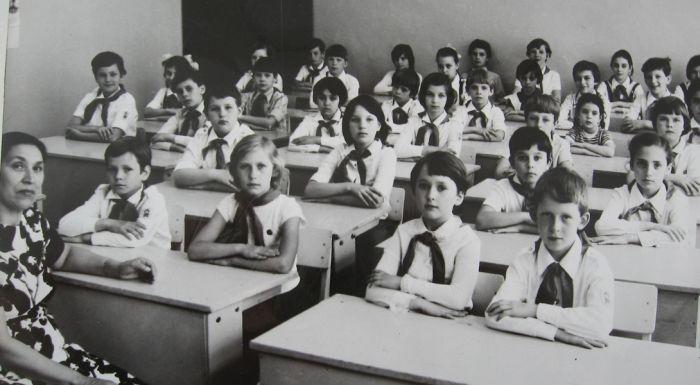 Правила школьных драк в Советском Союзе