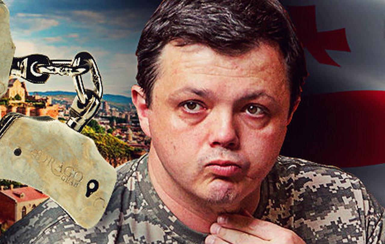 Грузию в покое не оставят. Анатолий Вассерман