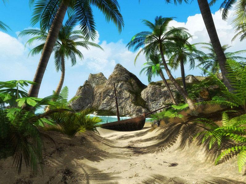 разгадка к игре необетаемый остров люди