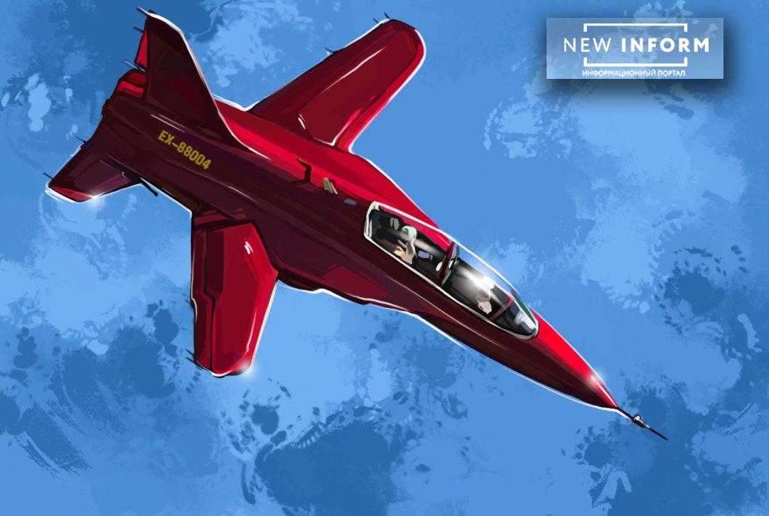 Уникальный СР-10 с обратным крылом: что ждет перспективного «Беркутенка»