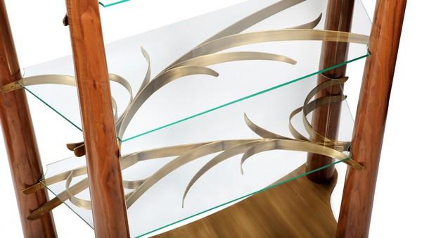 Оригинальный стеллаж, или Тени шведского леса