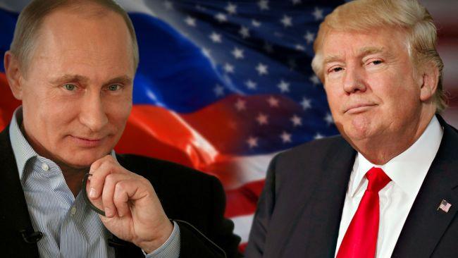 """CNN проверяло на """"крутость"""" Трампа и Путина по длине лимузинов"""